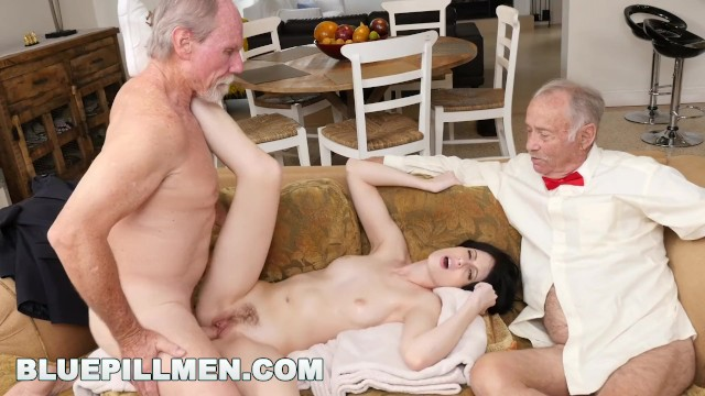 Idea Free threesome porn two men curious